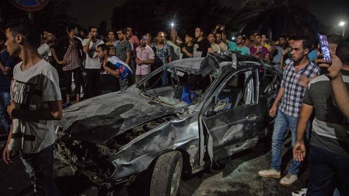 """L'éludement de l'attentat du Caire  Pourquoi le mouvement """"Hasm"""" en particulier ?"""
