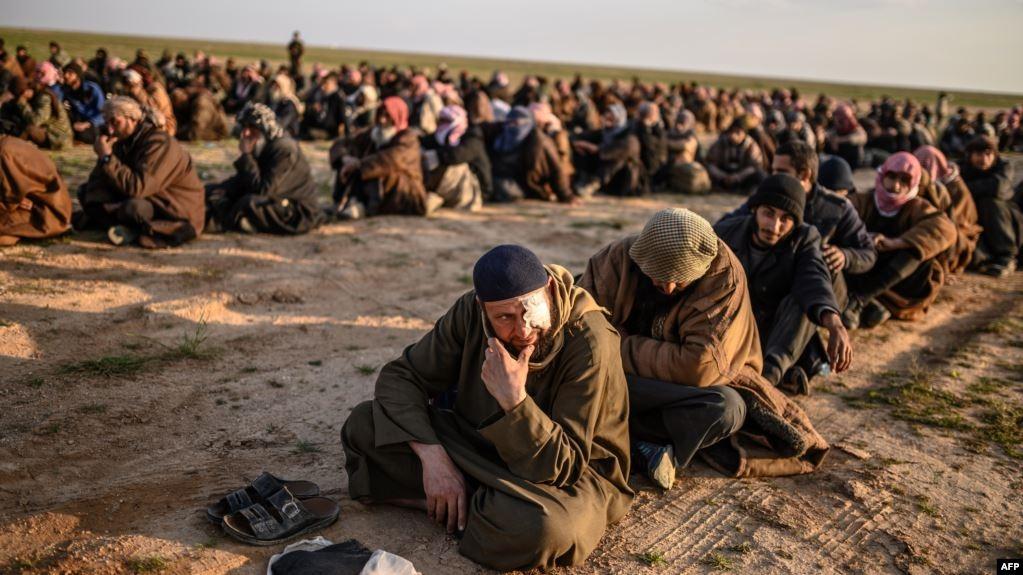 Rapatriement des djihadistes occidentaux chez eux. Défis et solutions possibles