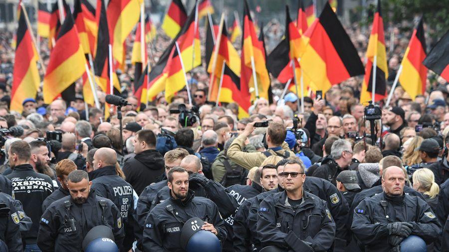 La montée de l'extrême droite en Allemagne