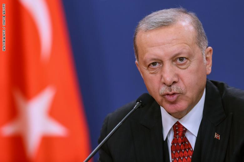 Erdogan. Sultan du terrorisme