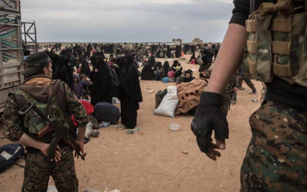 """La Turquie va expulser 11 djihadistes français, """"en majorité des femmes"""