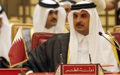 L'émir «paria» du Qatar
