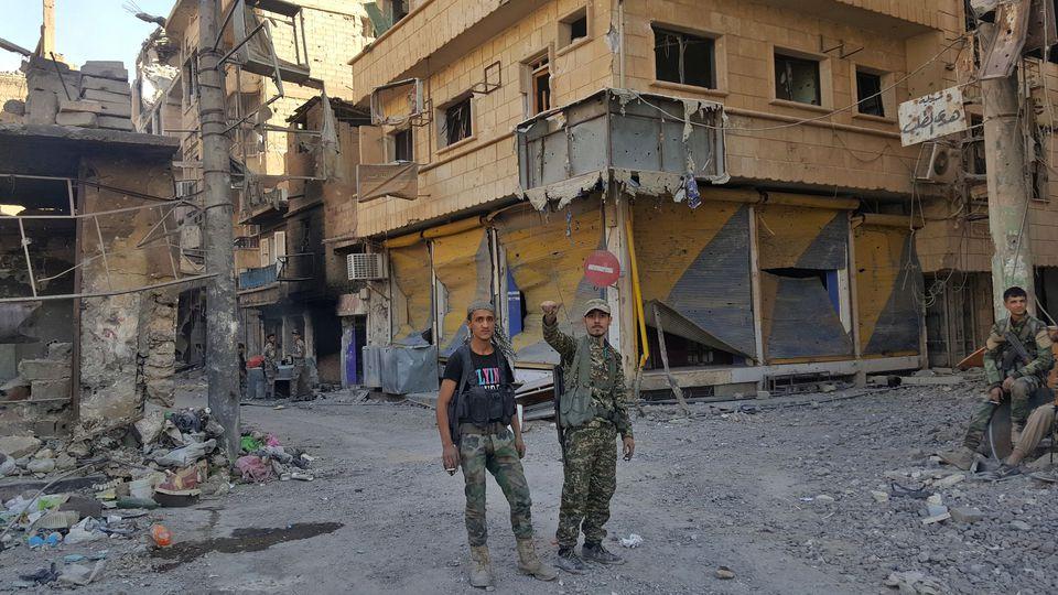 Les services de renseignements turcs connaissaient tous les villages et les villes de l'Etat islamique dans le nord de la Syrie
