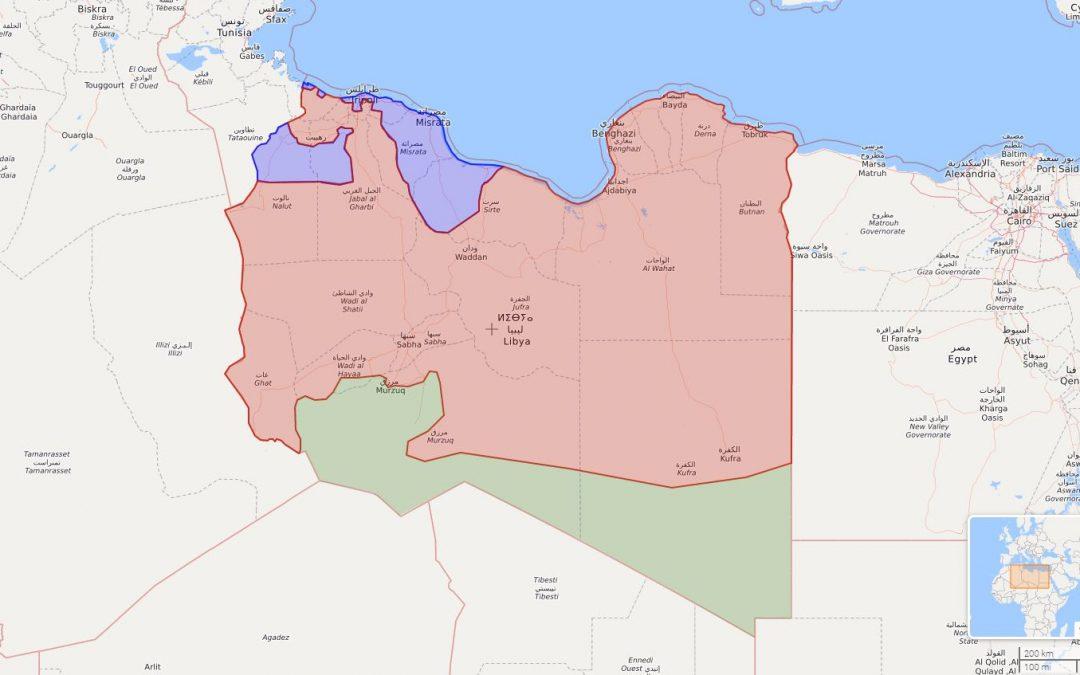 Le conflit du gaz méditerranéen et son impact sur la sécurité internationale Après l'accord turco-libyen