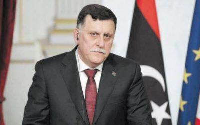 Fayez Al-Sarraj …….. La trahison est sa nature
