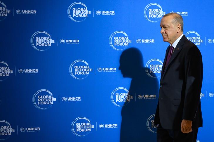 La politique d'Erdogan envers la communauté turque en France
