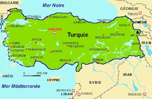 Les Politiques turques et l'équilibre stratégique au Moyen-Orient