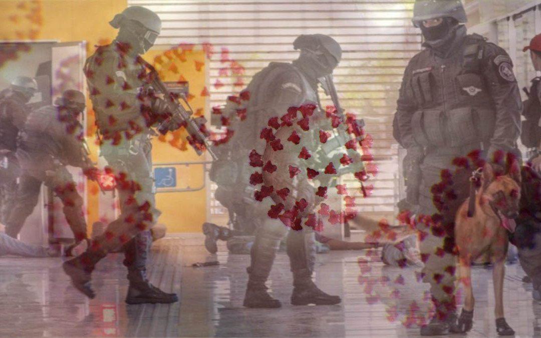 Le terrorisme à l'ère de l'épidémie… un blocus ou une exploitation de la crise