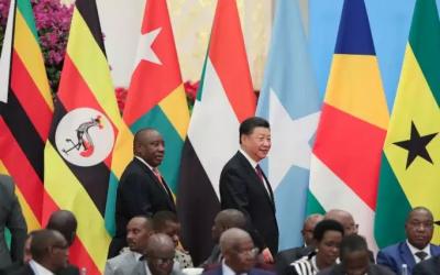 La Chine progresse en Afrique et les puissances traditionnelles déclinent