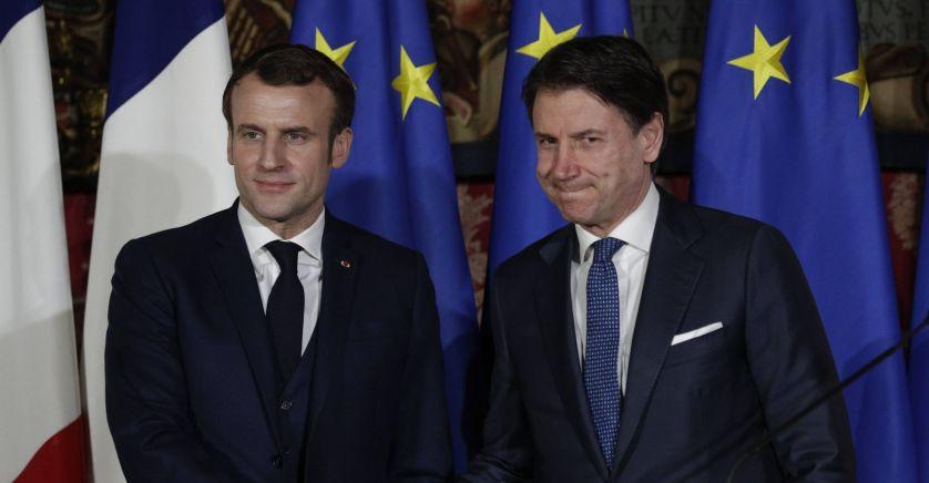 Le moment est-il- venu pour les Français, les Allemands et les Italiens de mettre leurs problèmes de côté et de former un front unique pour limiter l'expansion turque en nord d'Afrique