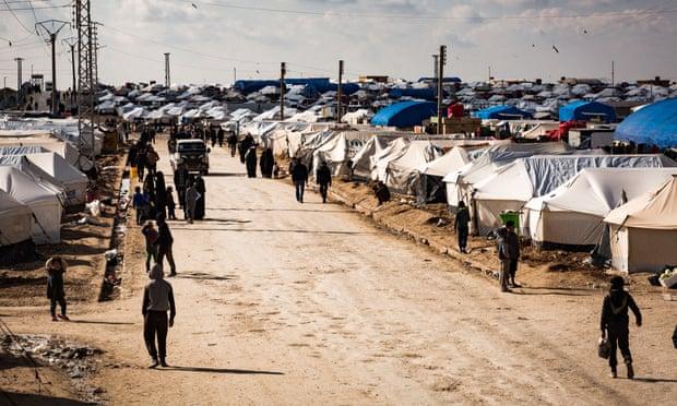 Le camp d'Al-Hol  Incubateur de l'extrémisme et un levier pour lancer à nouveau l'Etat islamique