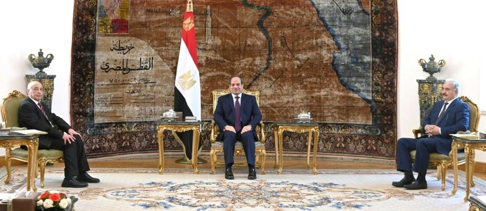 Les options difficiles de l'Égypte en Libye