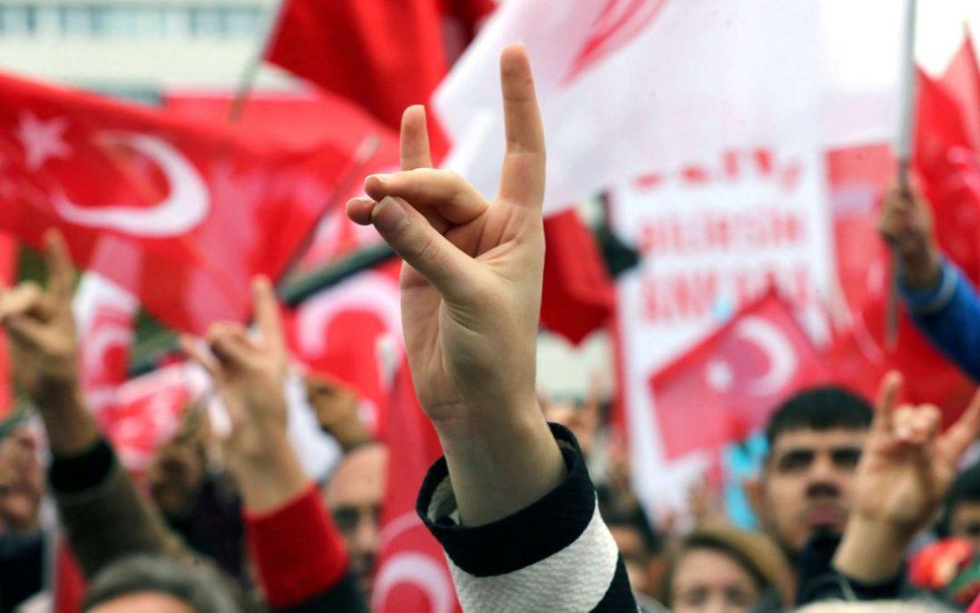 Les loups gris, un autre outil de l'influence turque en Europe