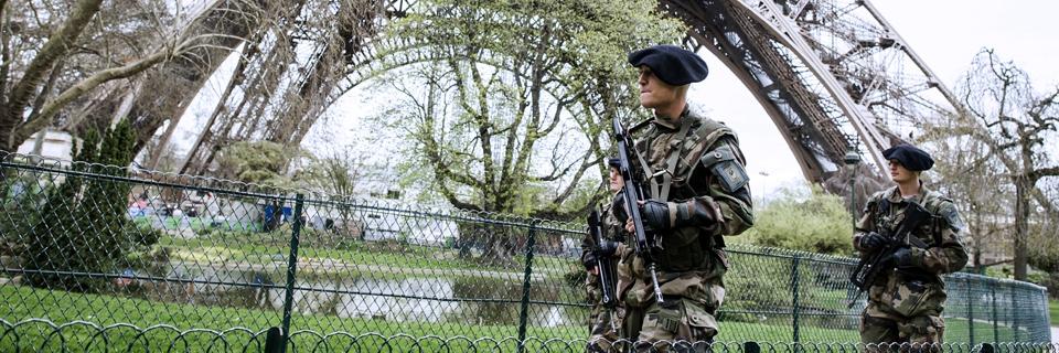 Les répercussions possibles aux problèmes qui subsistent; Peut exercer une pression terroriste croissante sur la France