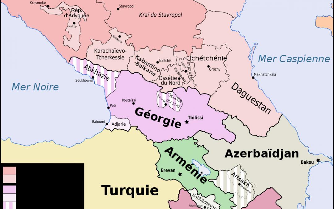 Motifs et scénarios du conflit dans le Caucase