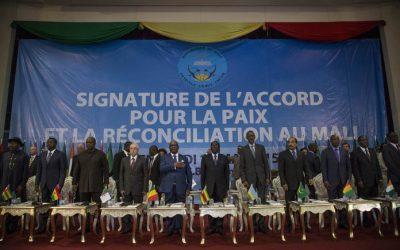 L'Accord pour la paix et la réconciliation au Mali issu du processus d'Alger: entre la relecture ou rejet!
