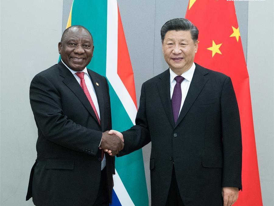 Les Relations Chine-Afrique : un partenariat ambiguë !