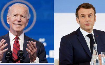 Les relations franco-américaines à l'ère de Biden
