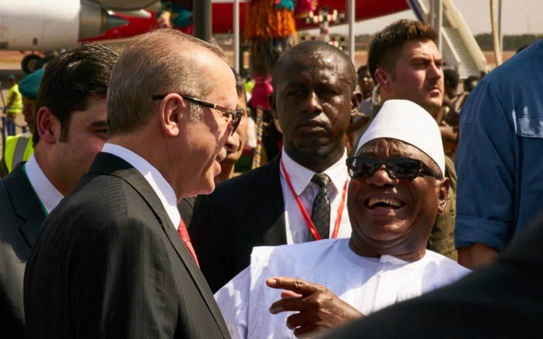 L'expansion turque en Afrique de l'Ouest