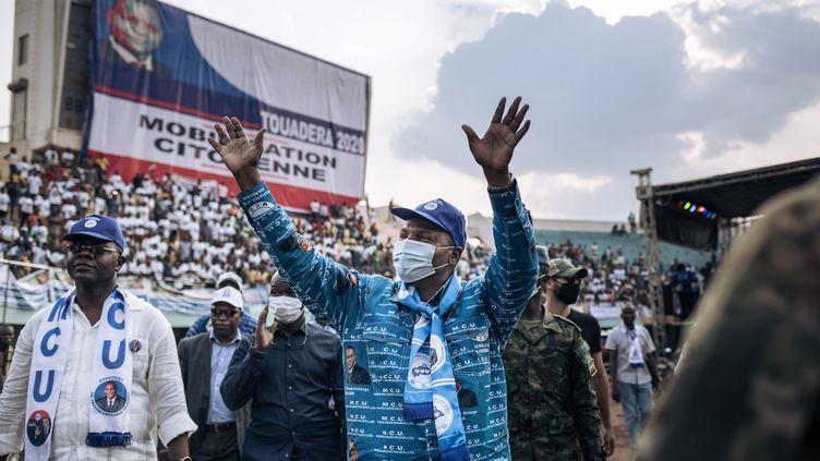 La Centrafrique : le retour de l'instabilité générale après les éléctions présidentielle et législatives du 27 décembre 2020