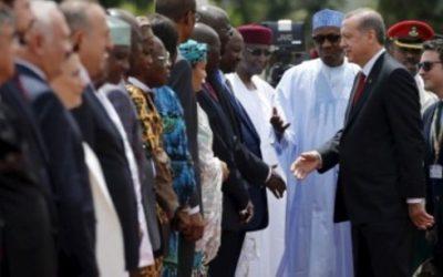 La présence Turc en Afrique : le cas d'Afrique Centrale et australe