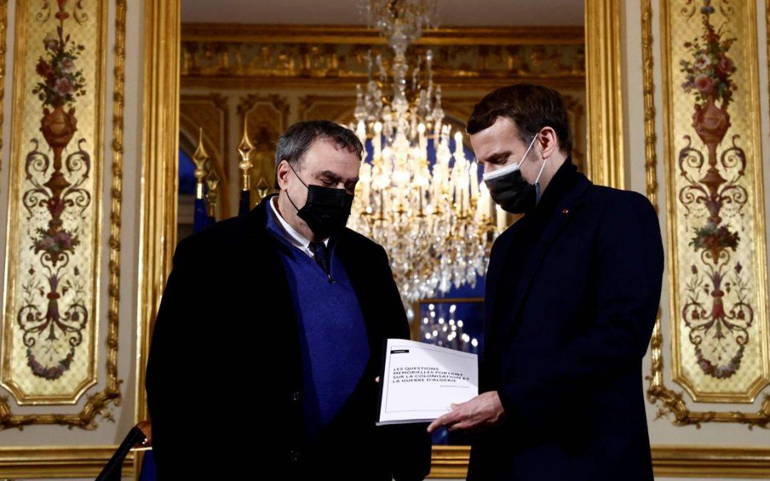 le dossier mémoriel algérien empêche la coopération avec la France sur des questions majeures