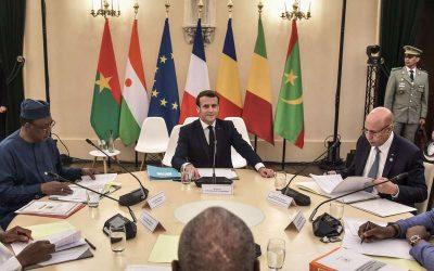 G5-Sahel : quel avenir après l'annonce de la France d'ajuster sa présence militaire ?