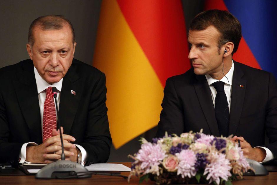 Les motifs de l'ouverture turque envers la France