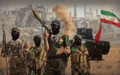 Les mandataires de l'Iran au Moyen-Orient