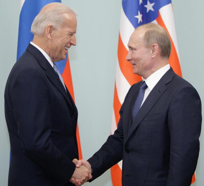 Les dossiers attendus au sommet de Genève entre Poutine et Biden