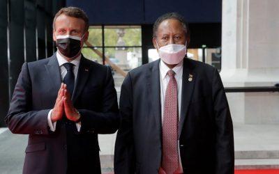 Conférence d'appui au Soudan sous les auspices du président Macron en France… opportunités et défis.