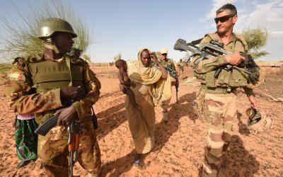 Le Mali après le retrait de force Barkhane française