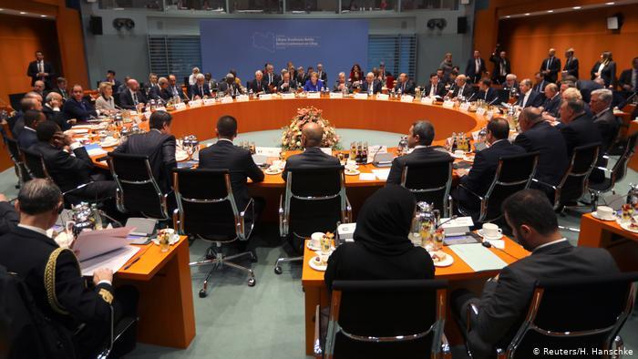 La deuxième conférence de Berlin et le dossier Libyen